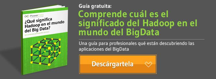 hadoop y el bigdata